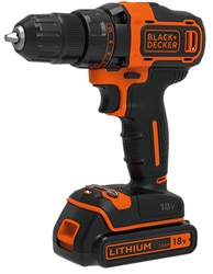 Black and Decker - Dvojrychlostn aku vtaka 18V - BDCDD186K