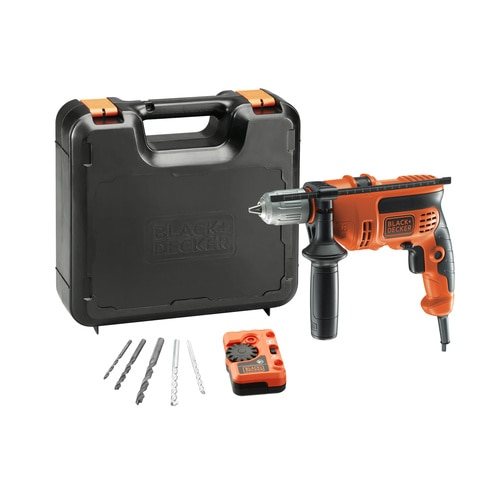 Black and Decker - Prklepov nrazov vtaka 710 W so 6 kusmi prsluenstva a kufrom - CD714CRESKD