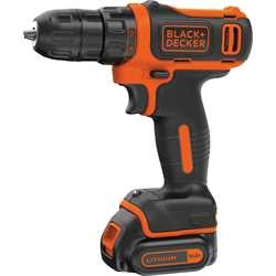 Black and Decker - Ultrakompaktn vtakaskrutkova 108 V LiIon - BDCDD12K