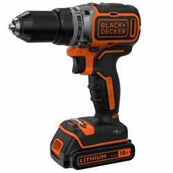 Black and Decker - Aku vtaka s bezuhlkovm motorom - BL186K