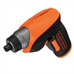 Black and Decker - Skrutkova 36 V LiIon s pravouhlm prsluenstvom - CS3652LC