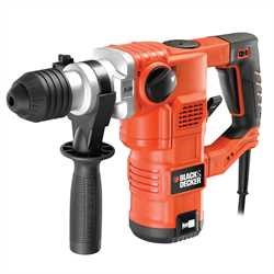 Black and Decker - Pneumatick vtacie kladivo 1 250 W 35 J - KD1250K
