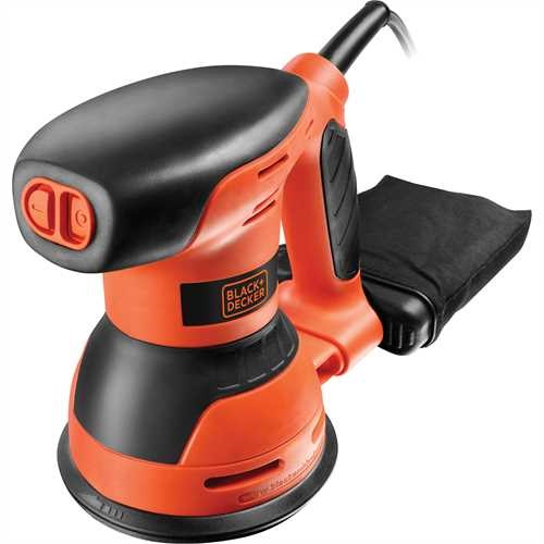 Black and Decker - Excentrick brska 260 W - KA198