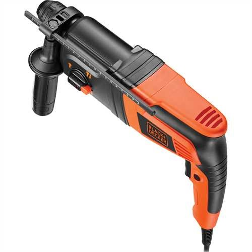 Black and Decker - Pneumatick vtacie kladivo 550 W 16 J - KD855KA
