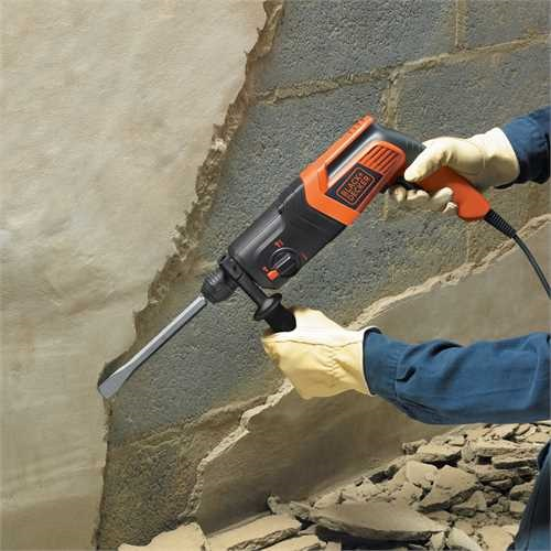 Black and Decker - Pneumatick kladivo 600 W 16 J - KD860KA