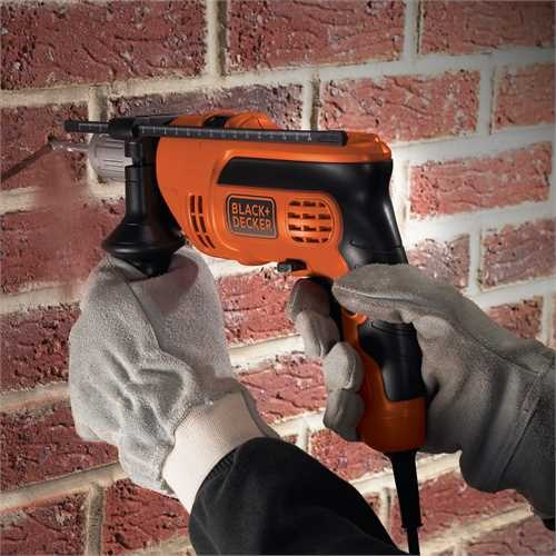 Black and Decker - Pklepov vrtaka 710 W - KR714CRESK